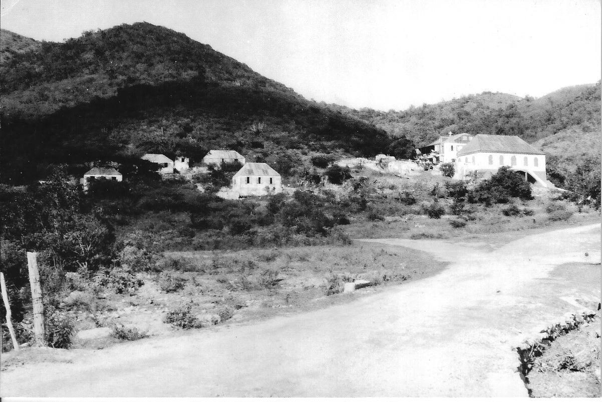 Coral Bay 1958