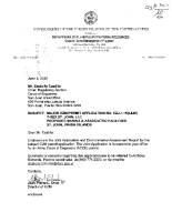 SAJ-1982-05019 – Sirius Marina, Coral Bay, St. John – Permit Application – 16Jun2015